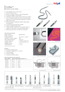 Hotset Flexible Tubular Heater Elements